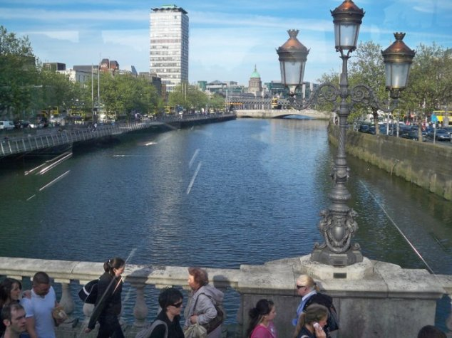 My very first international stop was Dublin in 2010.