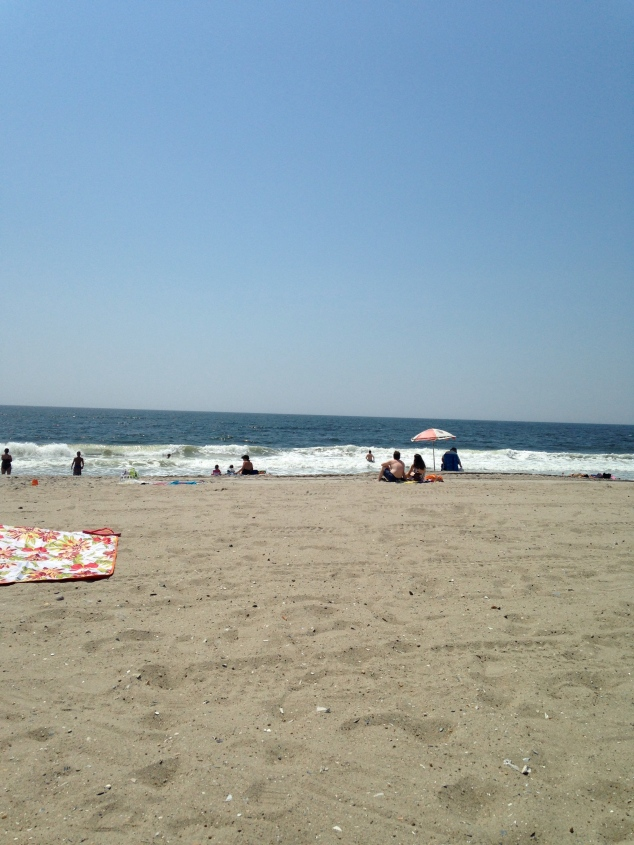Rockaway Beach, July 2014