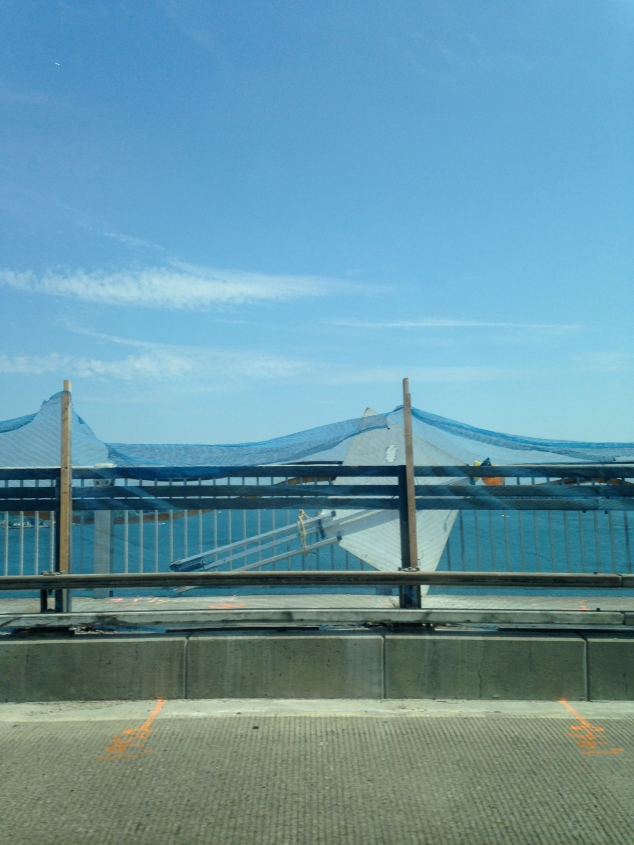Scenes from the drive to Toronto, August 2014