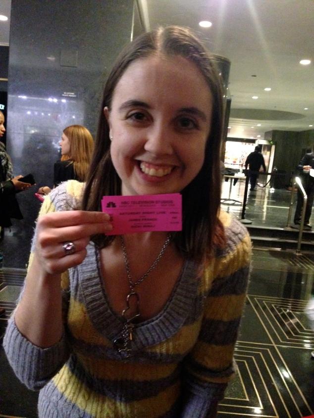 SNL tickets