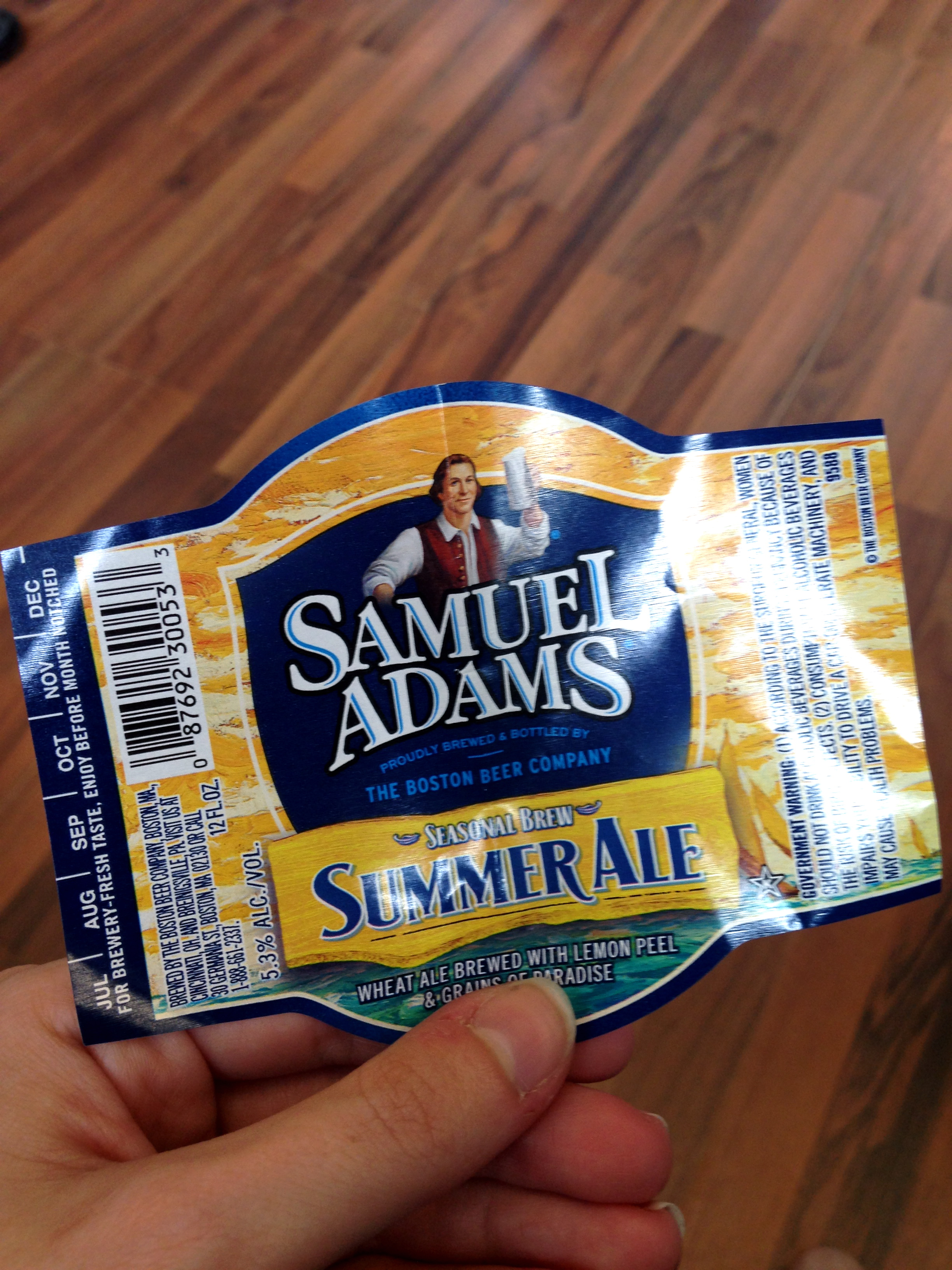 Sam Adams Pennsylvania Brewery Tours