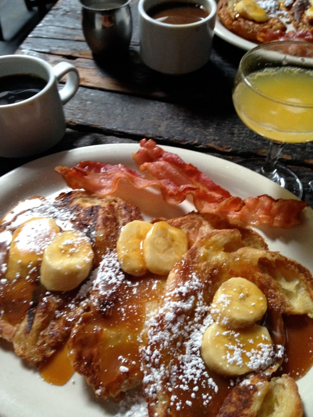 Rum French Toast at Black Swan: Do I even need to elaborate?!