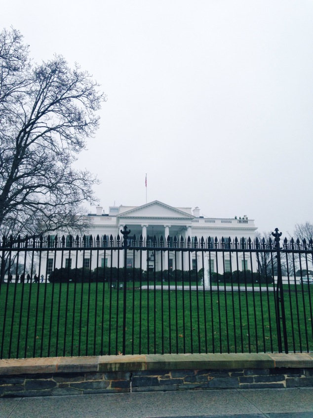 The White House, Washington DC