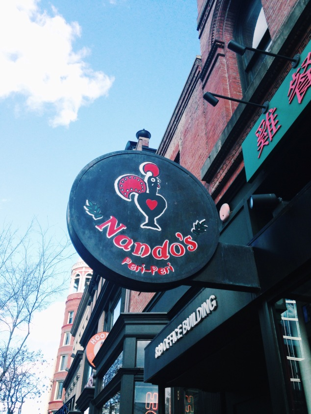 Nando's, Washington DC