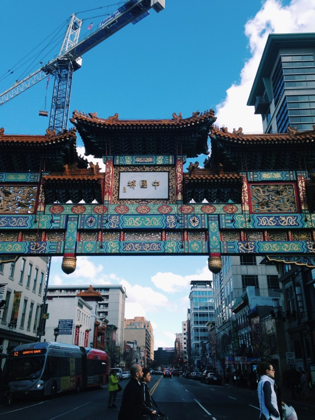 Chinatown, Washington DC