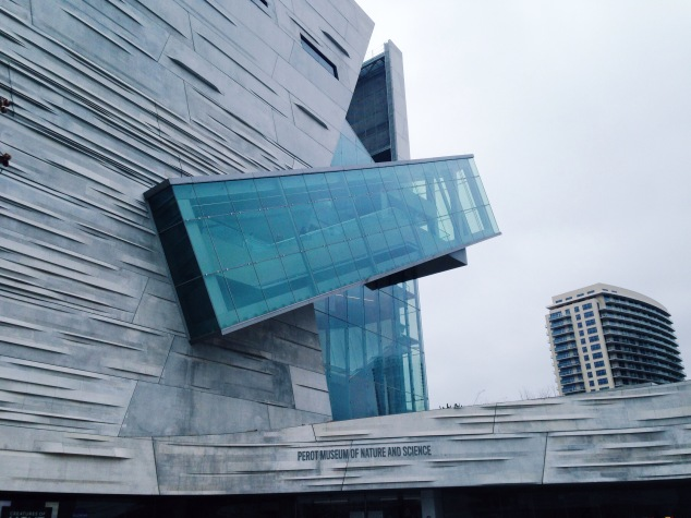 Perot Museum Dallas architecture