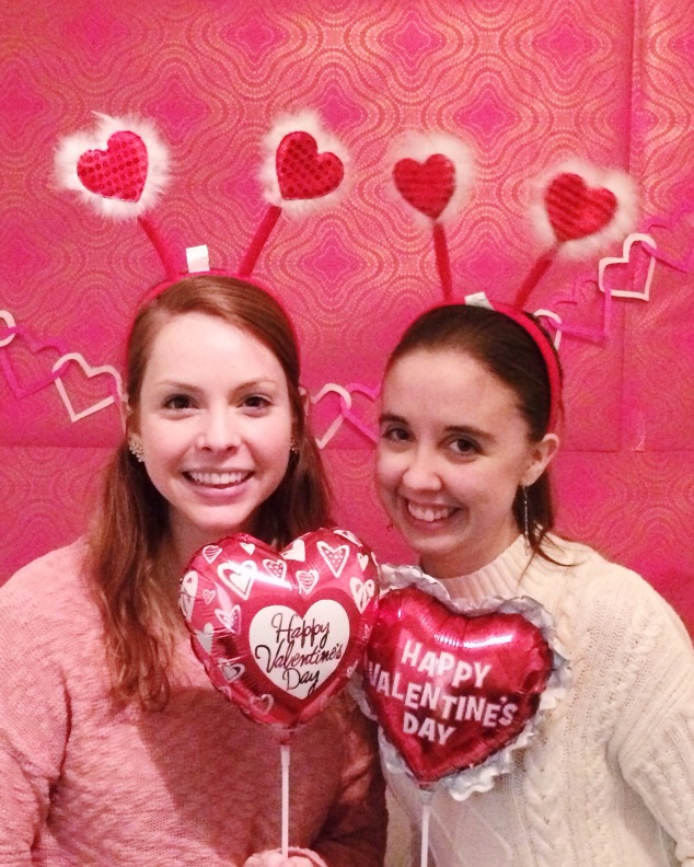 Galentine's Day in Queens, NYC