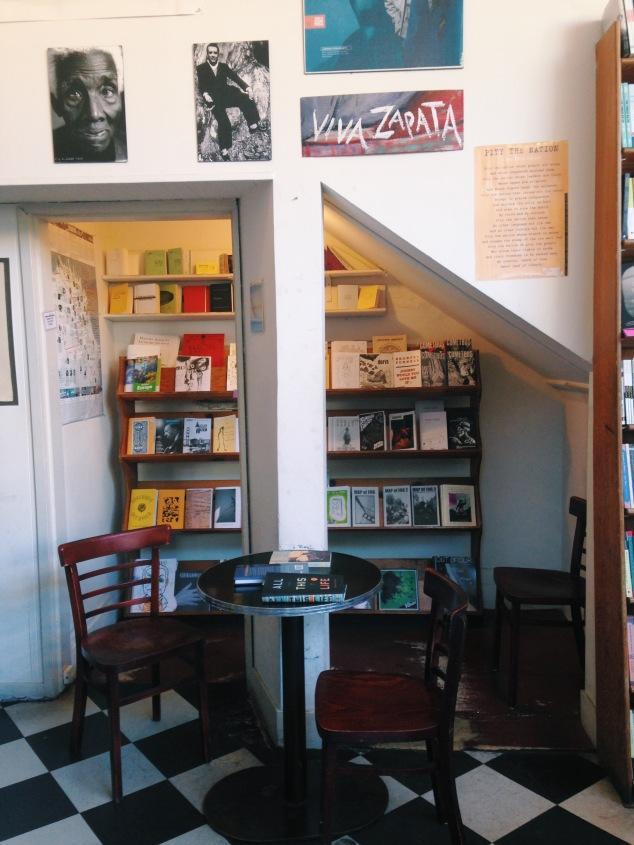 City Lights Bookstore, San Francisco