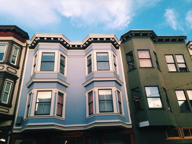House in North Beach, San Francisco
