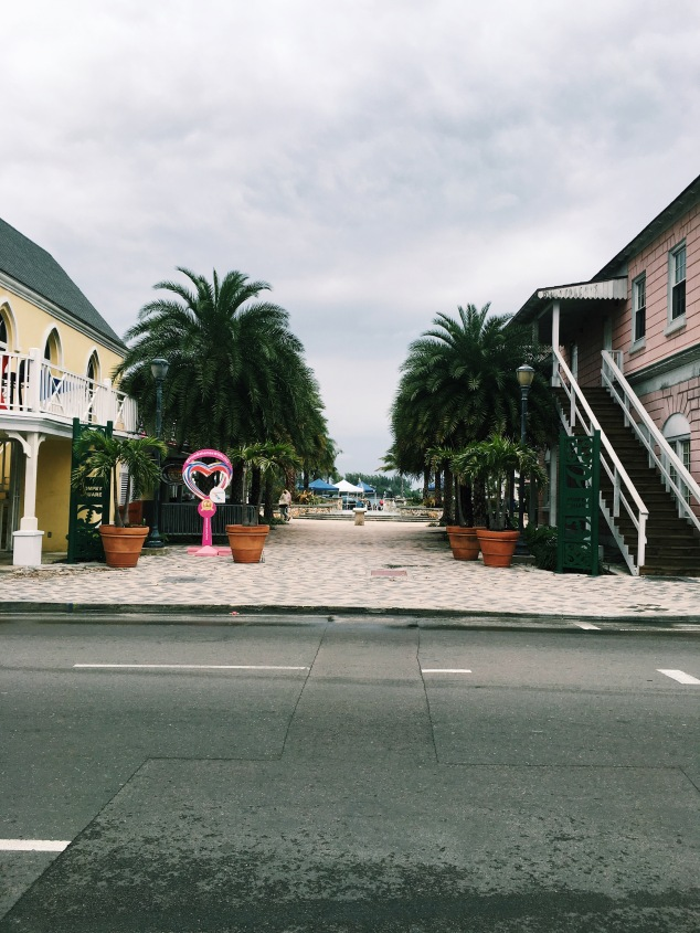 Downtown Nassau, Bahamas