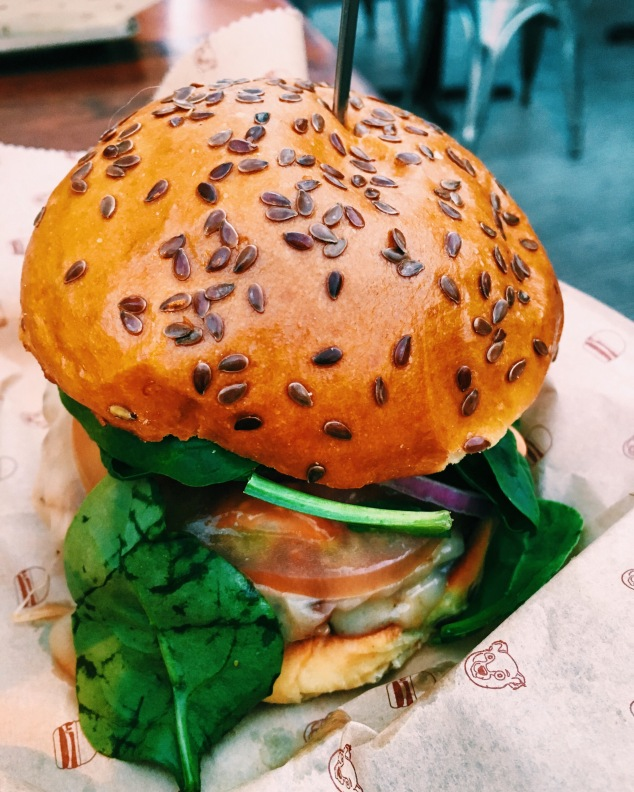 Bareburger, Greenwich Village, New York City