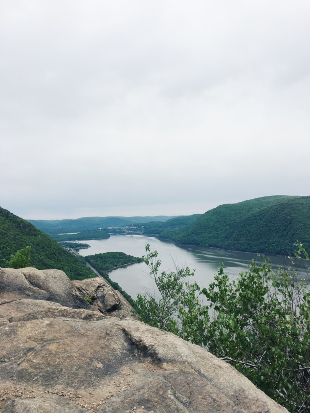 View from Breakneck Ridge, New York