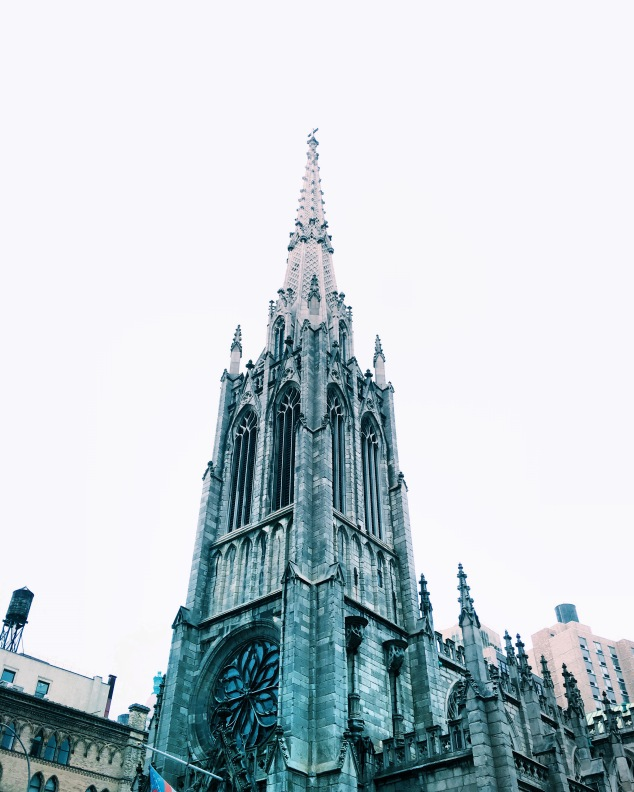 Grace Church, New York City