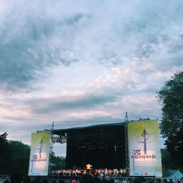 New York Philharmonic at Central Park